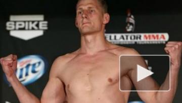 Александр Волков победил Джонсона в поединке UFC