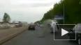 Жесткое видео из Казани: легковушка взлетела на воздух ...