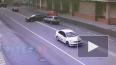 Видео: на Лермонтовском проспекте Toyota настигла ...