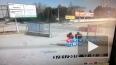 Камера видео наблюдения сняла ужасное ДТП в Крыму