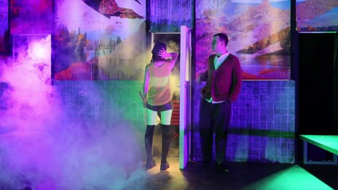 Я люблю тебя, лодочник: Городской театр представил спектакль по пьесе Анны Яблонской