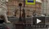 Видео: В Петербурге заметили гуляющего по центру Киану Ривза