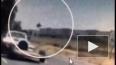 Момент падения истребителя F-16 на авиабазе в Калифорнии ...