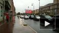 На Московском проспекте автохам на Audi перекрыл движени...