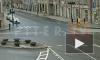 Появилось видео того, как на Большом проспекте ПС иномарка сбила ребенка