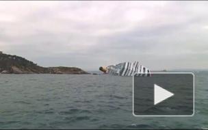 Экипаж Costa Concordia обманул береговую охрану