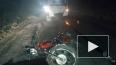 Под Владимиром мотоцикл протаранил рейсовый автобус: ...