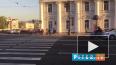 Видео: на пересечении Невского и набережной Фонтанки ...