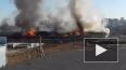 В Волгограде горел склад с туалетной бумагой на площади ...