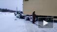 Массовое ДТП в ХМАО: При столкновении грузовиков и автоб...