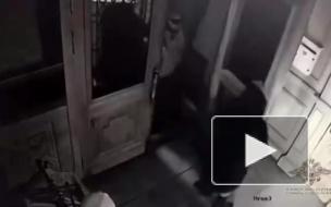 Опубликовано видео нападения в храме Москвы с камер наблюдения