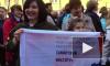 Сотни тысяч людей вышли на Первомайские демонстрации по всей России