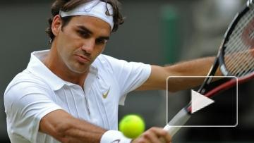 Роджер Федерер вышел в полуфинал Wimbledon