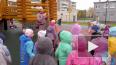 В Ломоносове появилась новая детская площадка с освещением ...