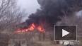 Падение Су-25 в Приморье попало на видео