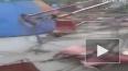При обрушении карусели в Киргизском городе Ош пострадали ...