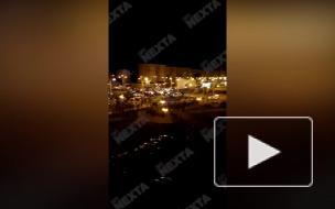 Момент попадания гранаты в квартиру в Белоруссии сняли на видео