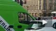 На Невском проспекте иномарка столкнулась с пожарной ...