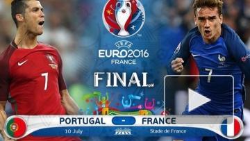 Стали известны составы на финал Евро 2016