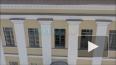 Появилось видео последствий взрыва в академии Можайского