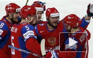 Чемпионат мира по хоккею: Матч 1/4 финала Россия - США покажут по телевидению