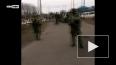 Захват редута торговой блокады Донбасса попал на видео