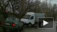 Видео из Пензы: трассу не поделили два авто