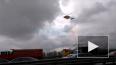 Видео: на КАД на место ДТП прилетел реанимационный ...