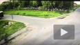 Появилось видео с моментом ДТП под Казанью, где легковушка ...