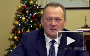 Геннадий Орлов подвел итоги года и поздравил жителей Выборгского района с наступающими праздниками