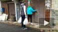 Волонтеры Выборга поддерживают акцию «Георгиевская ...
