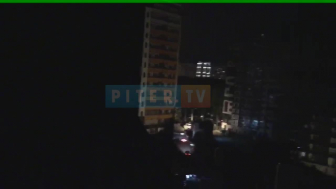 """В ЖК """"Европейский"""" более 12 часов нет света и воды: УК не объясняет жильцам почему"""