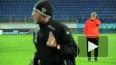 """Донецкий """"Шахтер"""" провел тренировку перед матчем с """"Зени..."""