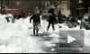 Мэр Нью-Йорка извинился за плохую уборку снега