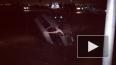 Очевидцы: В Колпино перевернулась маршрутка с пассажирам...