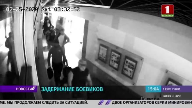 Задержанных в Белоруссии россиян допросили с участием адвокатов