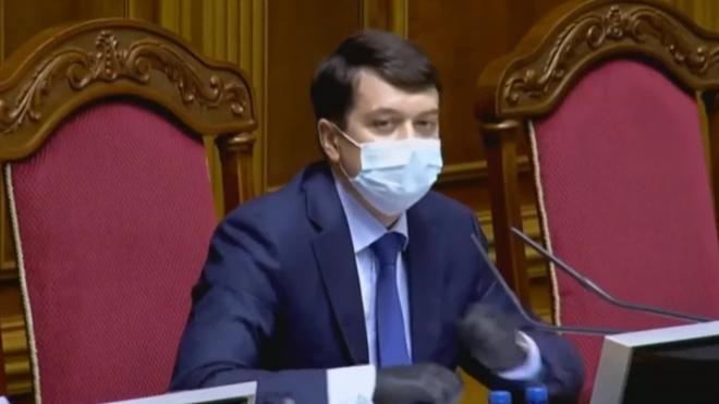 """Рада приняла закон об уголовной ответственности для """"воров в законе"""""""
