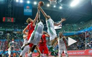 ЦСКА победил «Панатинайкос» в баскетбольном Финале четырех