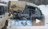 Появились фото и видео с места страшного ДТП под Тихвином