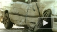 На Алтае «Волга» врезалась в грузовик, погибли пятеро, ...