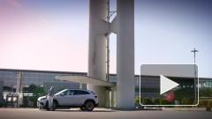 Mercedes-Benz анонсировал новый электрический кроссовер EQA 250