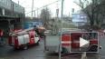 В Петербурге электричка едва не упала с железнодорожного ...
