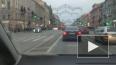 На Невском проспекте проводятся аварийные работы на прое...