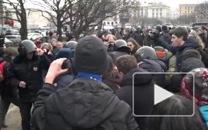 Городские власти не согласовали антивоенный пикет 8 марта