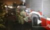 На проспекте Стачек загорелся холодильник, квартиру тушили три пожарных расчета