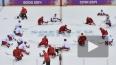 Хоккей, мужчины: Швеция обыграла Чехию, Швейцария ...