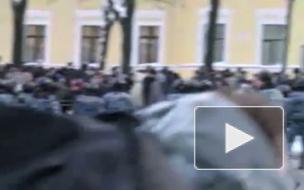 Русские идут! Центр Петербурга на два часа оказался в руках толпы