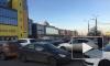 Жители Рыбацкого жалуются на недостроенную перехватывающую парковку