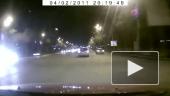 Столкновение на трассе