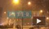 МЧС предупреждает петербуржцев об усилении метели